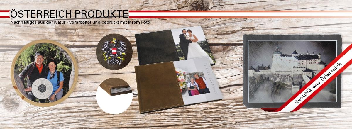 Österreich Fotoprodukte