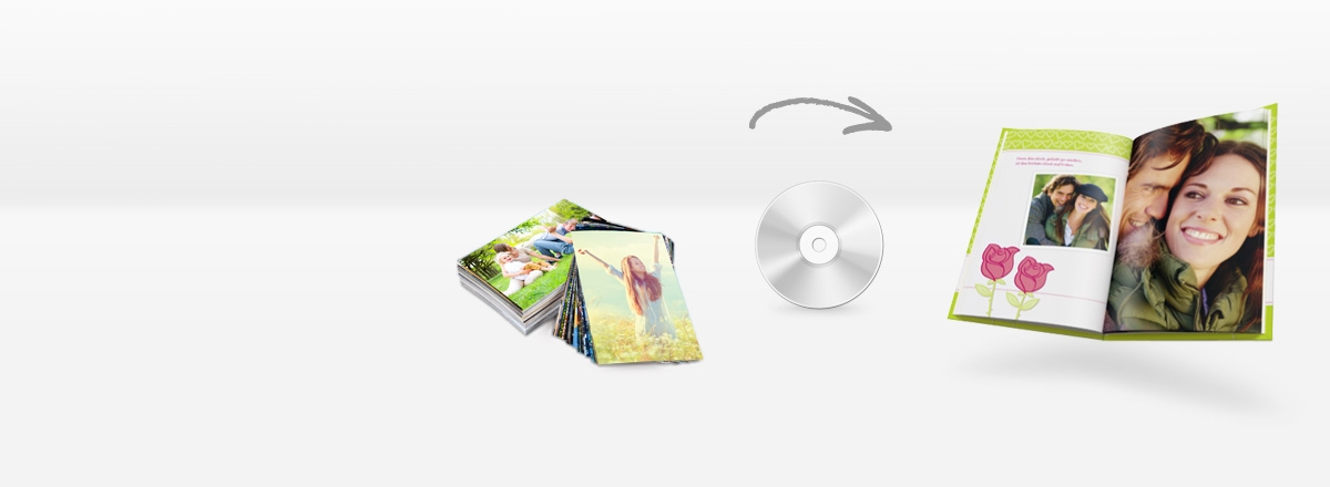 Fotobuch-Gestaltungsservice Color Drack
