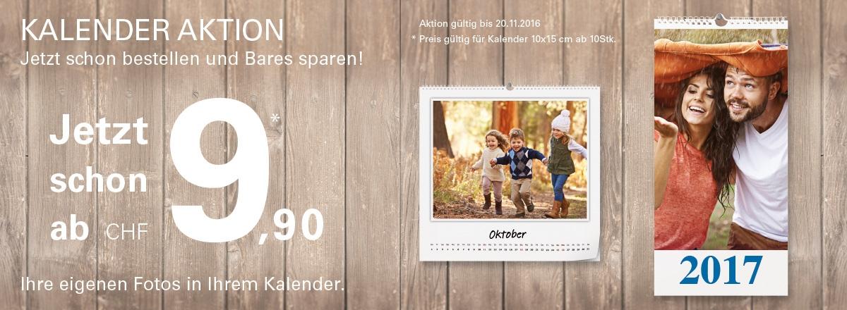 Fotokalender günstiger