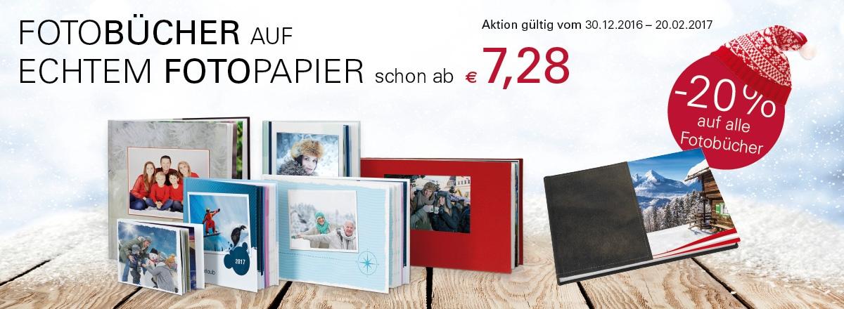 Fotobuch Aktion