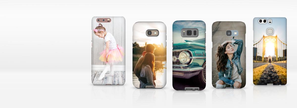 Handy Cover Neuheiten für Samsung und Huawei