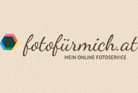 Logo - fotofürmich.at - Mein Online Service