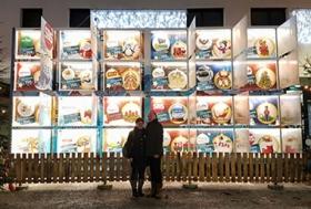 Color Drack präsentiert Österreichs größten Adventkalender