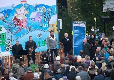 Österreichs größter Adventkalender
