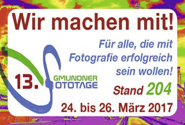 13. Gmundner Fototage