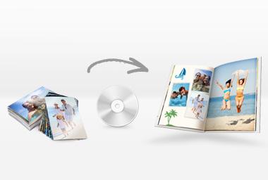 Fotobuch-Service Color Drack